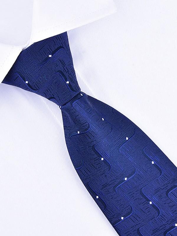 Modern Polyester Tie