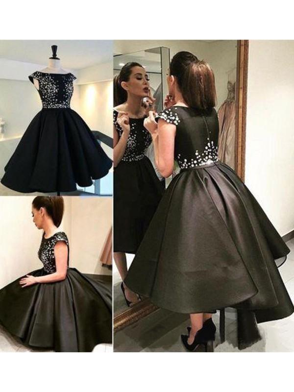Princess Line Mini Dress