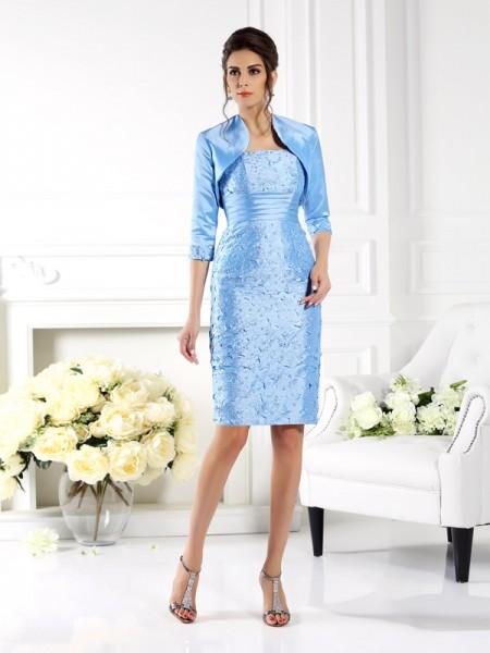 Elegant 1/2 Sleeves Taffeta Special Occasion Wrap