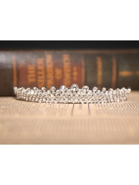 Beautiful Rhinestone Wedding Headpieces