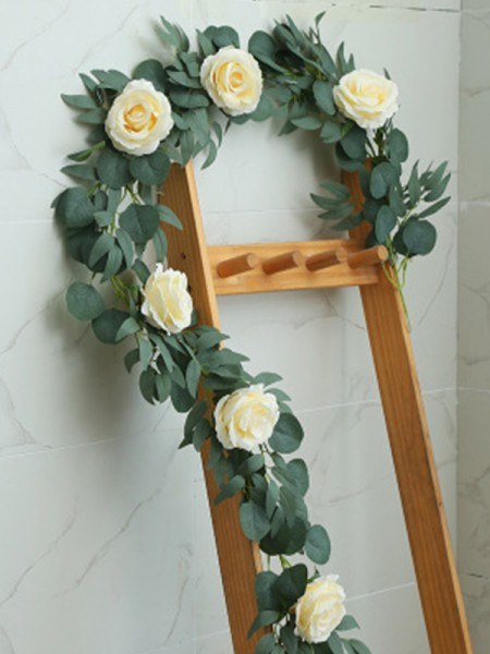 Stunning Artificial Flowers Wedding Decorations(2 Pieces)