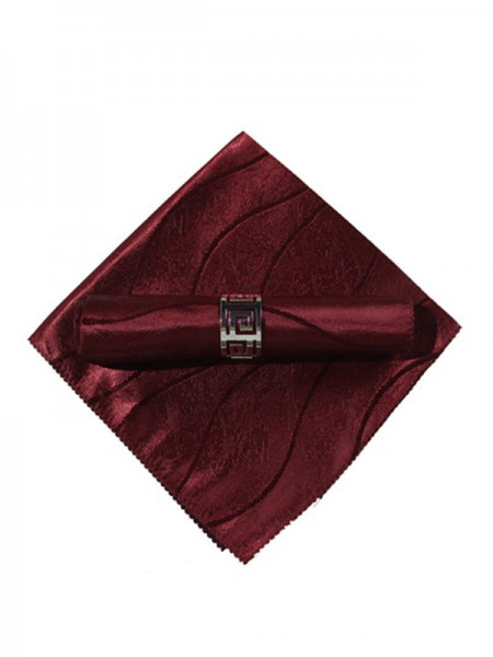 Charming Polyester Napkins(10 Pieces)