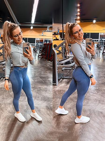 Nice Cotton Yoga Pants&Leggings