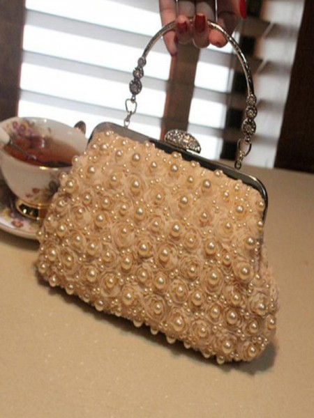 Attractive Pearl Handbags