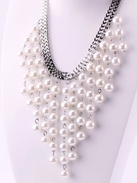 Luxurious Pearl Hot Sale Necklaces