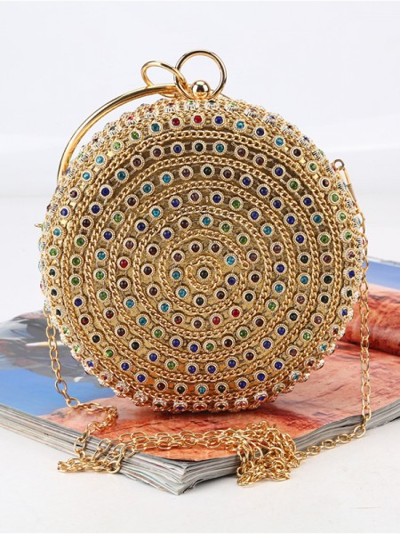Gorgeous Rhinestone Handbags