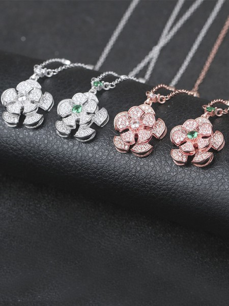 Gorgeous S925 Silver Hot Sale Necklaces