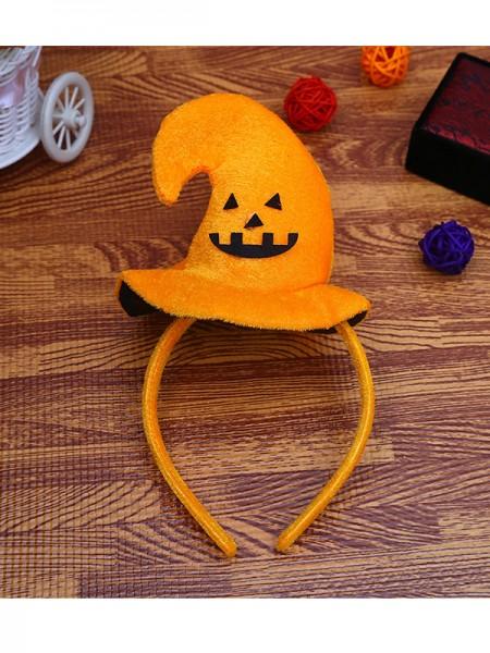 Halloween Trendy Plastic With Hat Headpieces