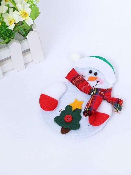 Christmas Awesome Cloth Knife And Fork Bag