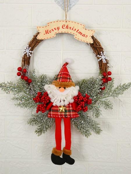 Christmas Brilliant Door Hanging