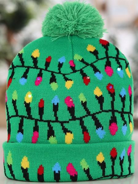 Christmas Graceful Polyester Hats