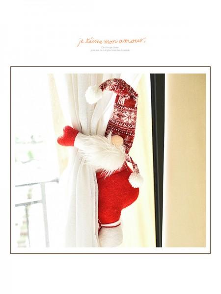 Christmas Charming Curtain Buckle