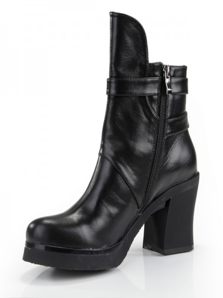 Black Boots S5MA0353LF
