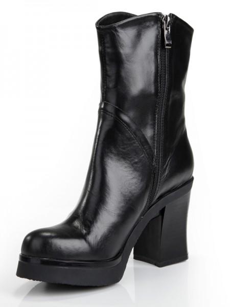 Black Boots S5MA0357LF