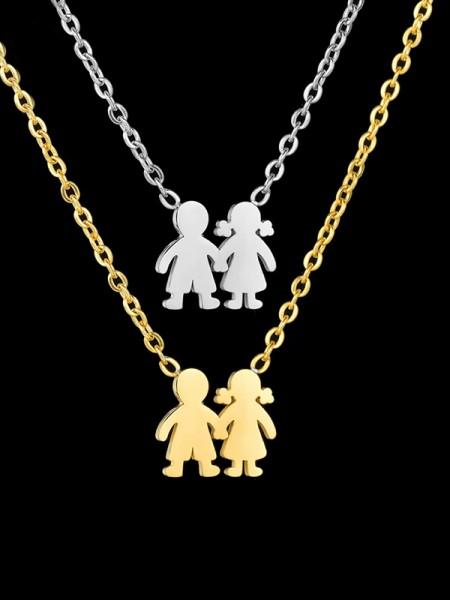 Fancy Titanium Hot Sale Necklaces